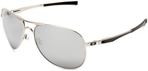 2d841d9ae17 Oakley Men s Plaintiff OO4057-03 Aviator Sunglasses