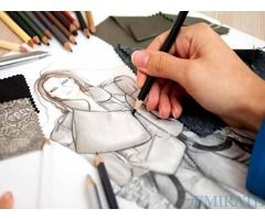 Fashion Designer Assistant Required For A Leading Fashion Hub In Sharjah Fashion Design Portfolio Fashion Designing Course Become A Fashion Designer