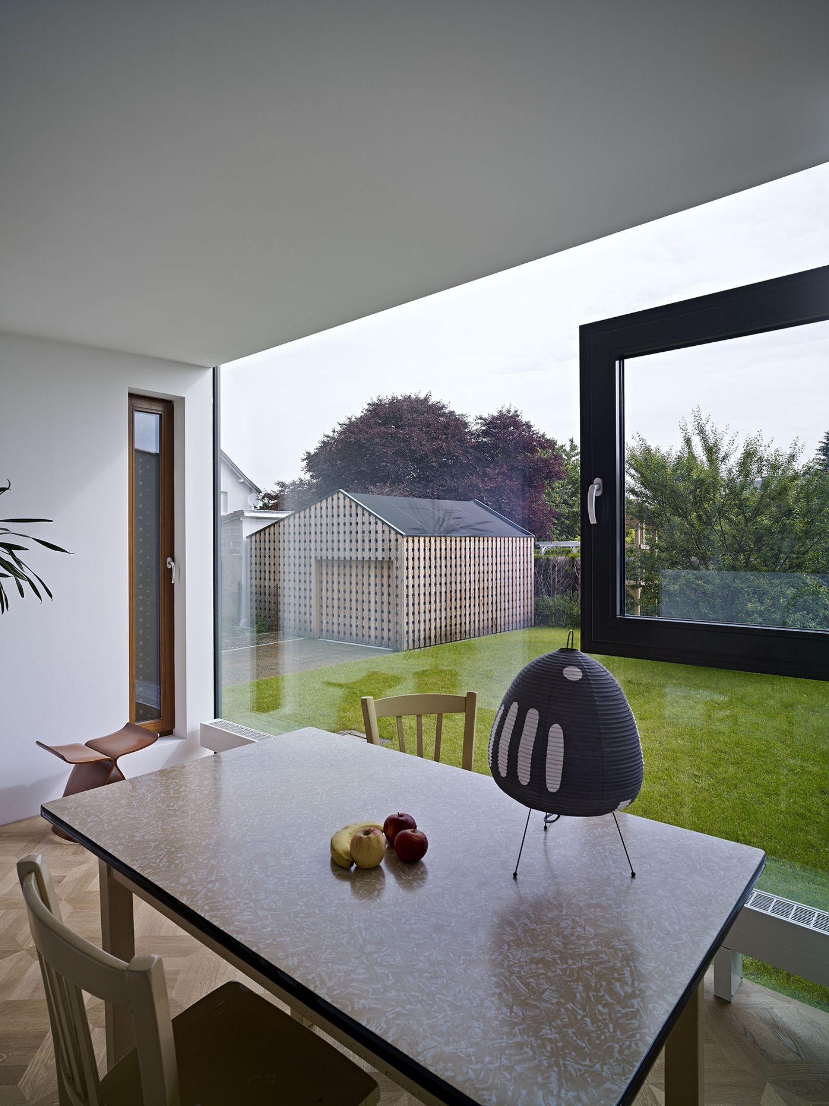 Extension C Saint Louis Homehouse Floor To Ceiling Windows
