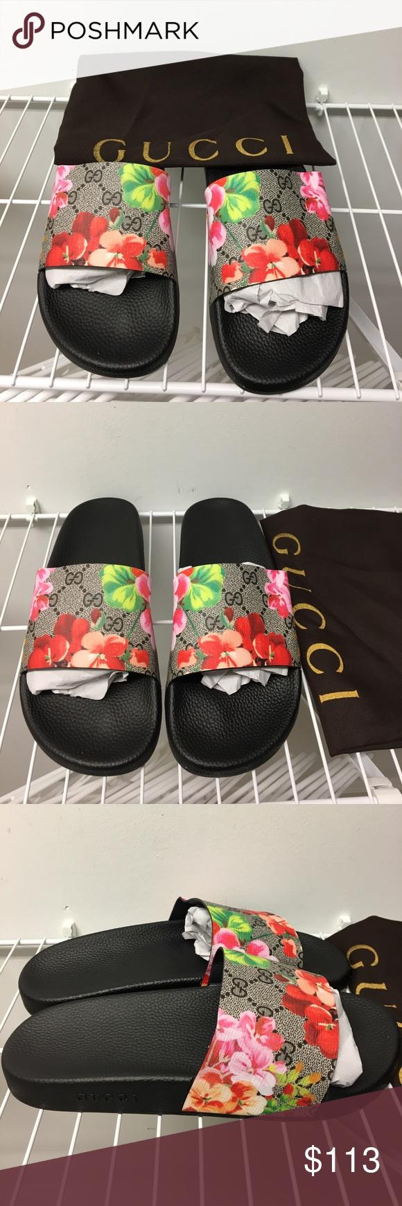 172dc2386 Gucci flip flop slides size 10 New never worn size 10 no box price firm  Shoes Sandals   Flip-Flops