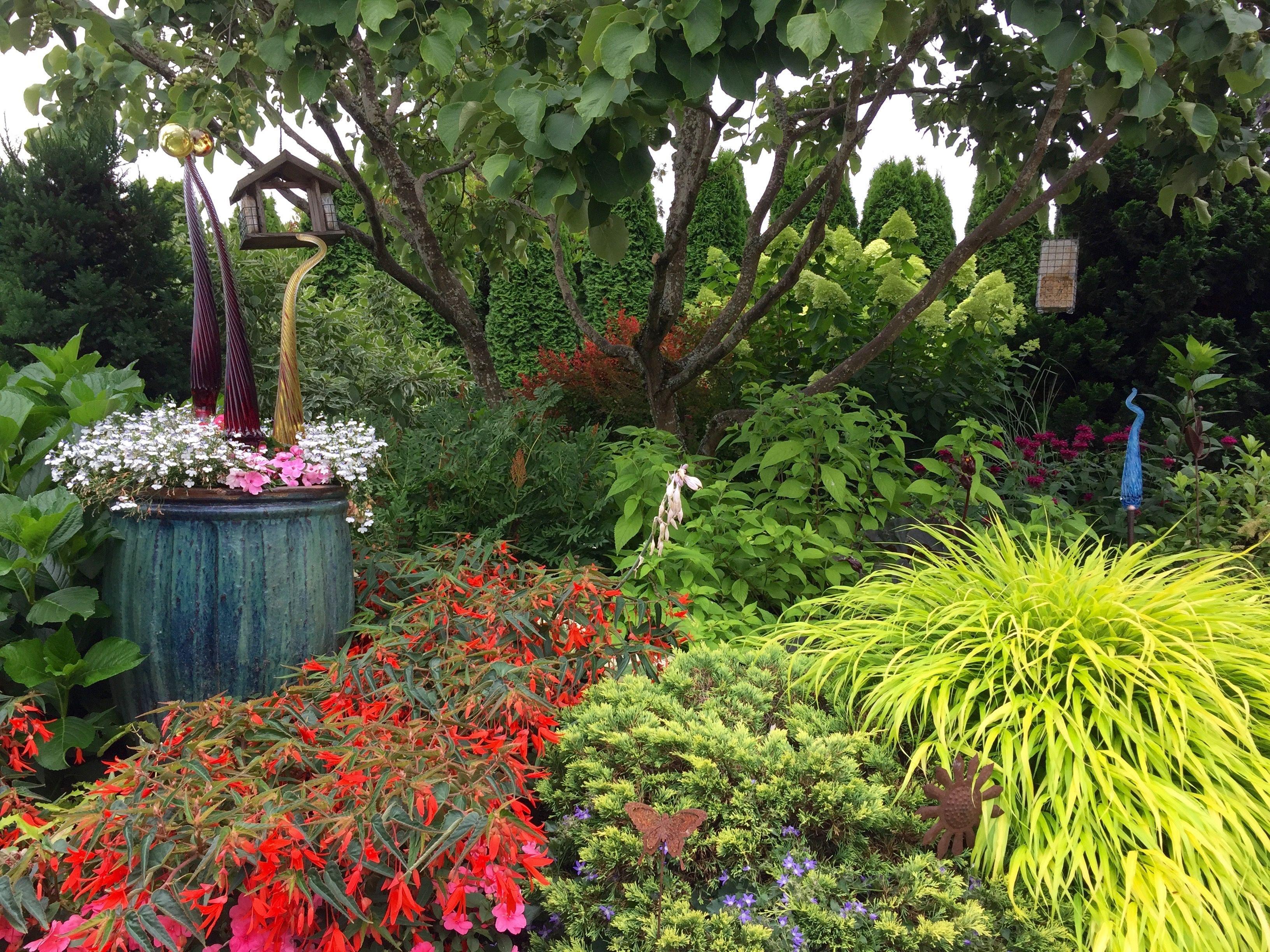 Sunnyside Nursery display gardens | love & grow | Pinterest ...