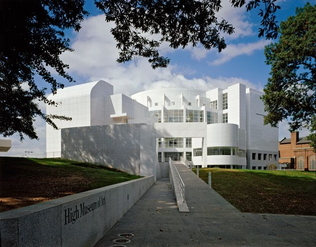 Selected Works: Richard Meier | The Pritzker Architecture Prize