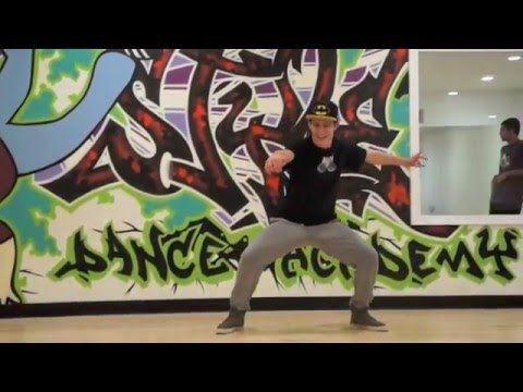 Kyle Parncutt Hip-Hop Freestyle - Freestyle Dance Academy #dance #freestyledanceacademy