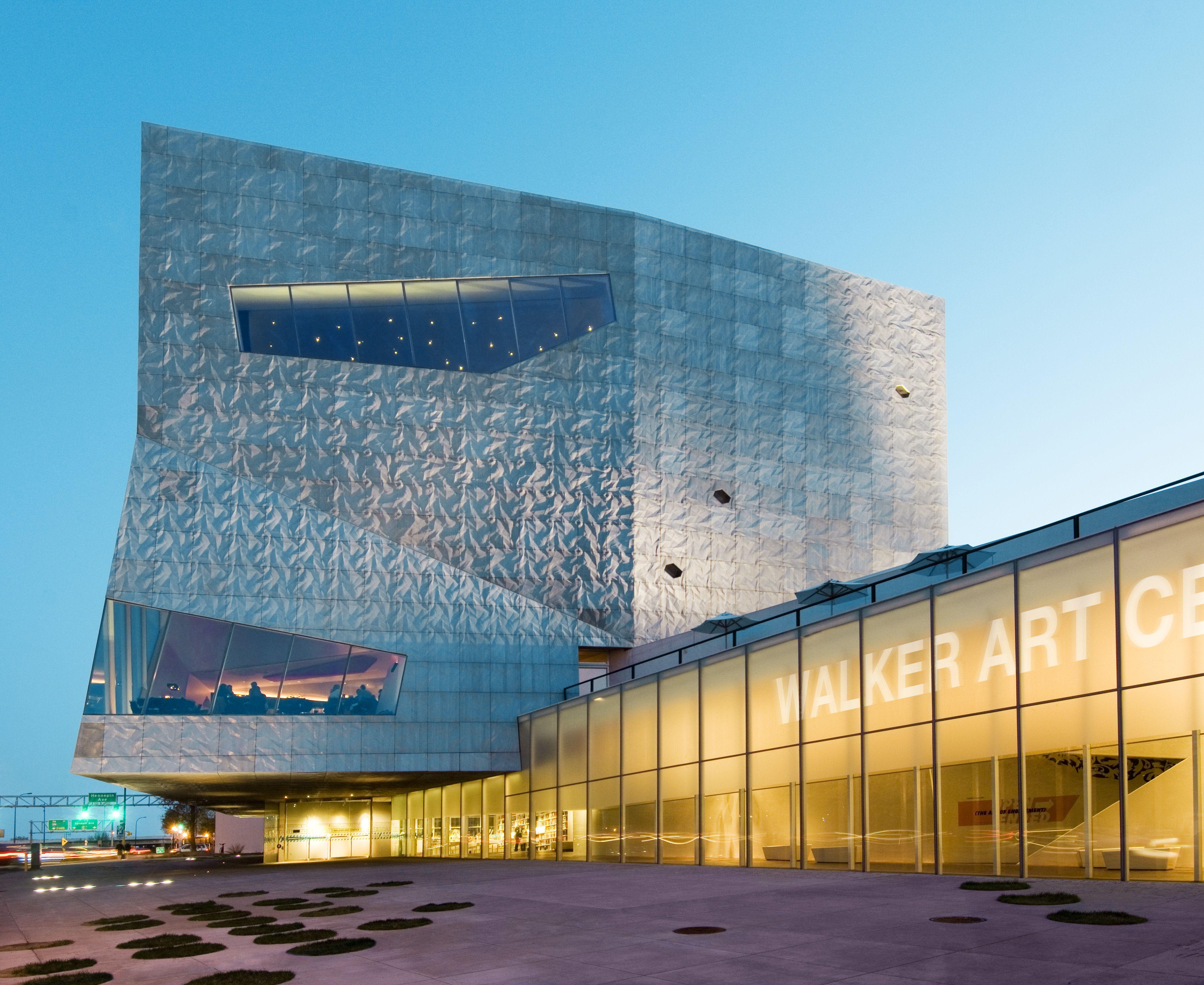 Walker Art Center Minneapolis Mn. ' Wander In