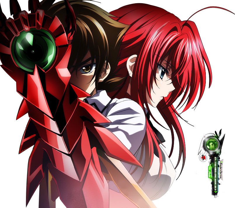 Anime Characters Born On April 9 : Highschool dxd born rias issei kakoiii png by