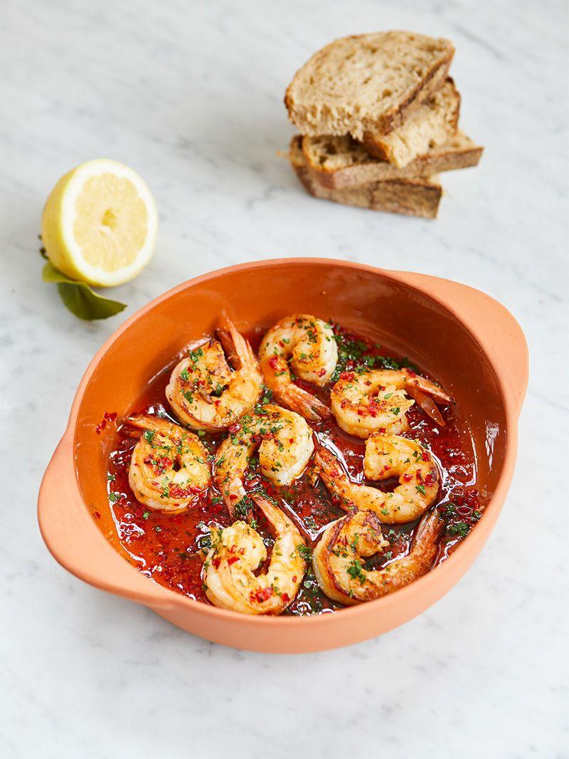 23 Easy Healthy Shrimp Recipes - Pretty Designs