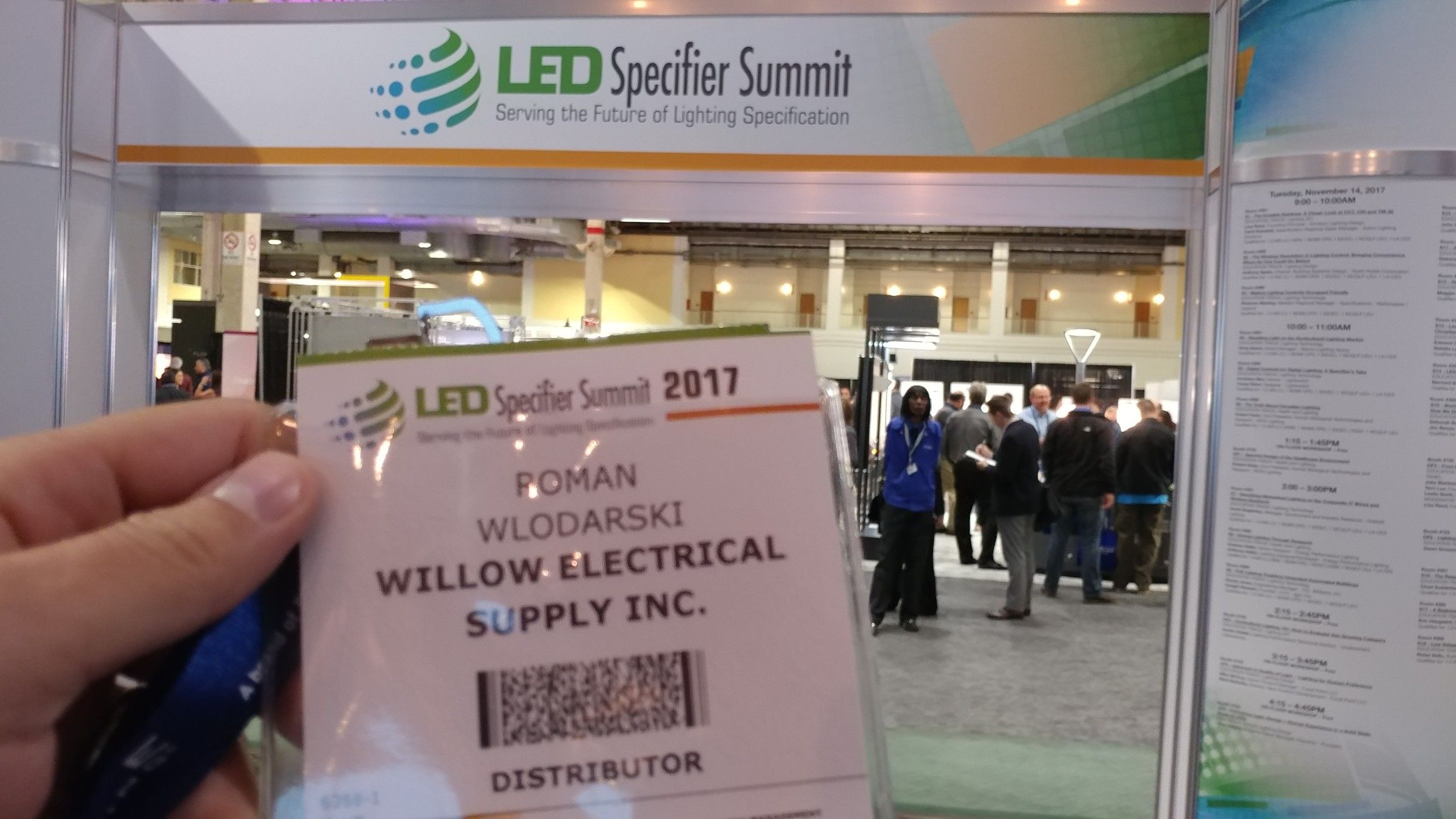 led summit specifier event chicago 2017 chicago