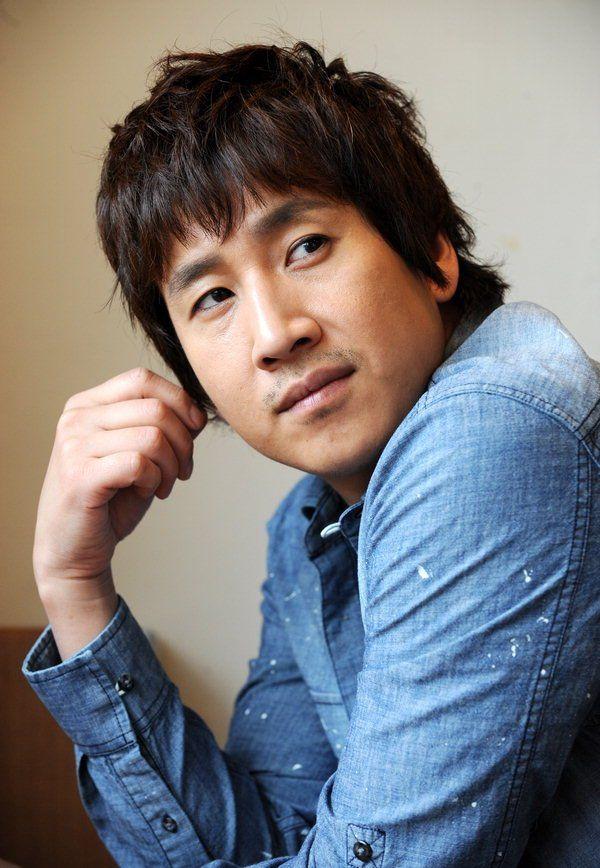 Lee Seon-gyoon 이선균