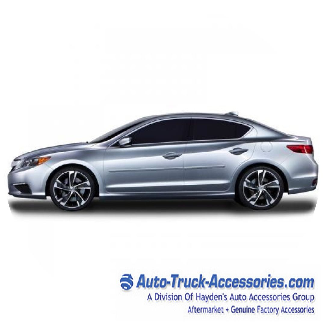 Acura Ilx Painted Body Side Molding 2013