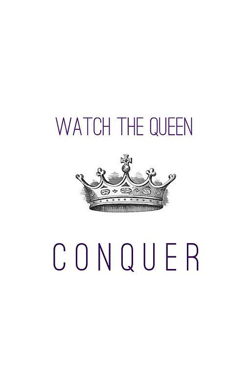Queen Quotes Simple Watch The Queen Conquer' Iphone Casedarkandbright  Pinterest