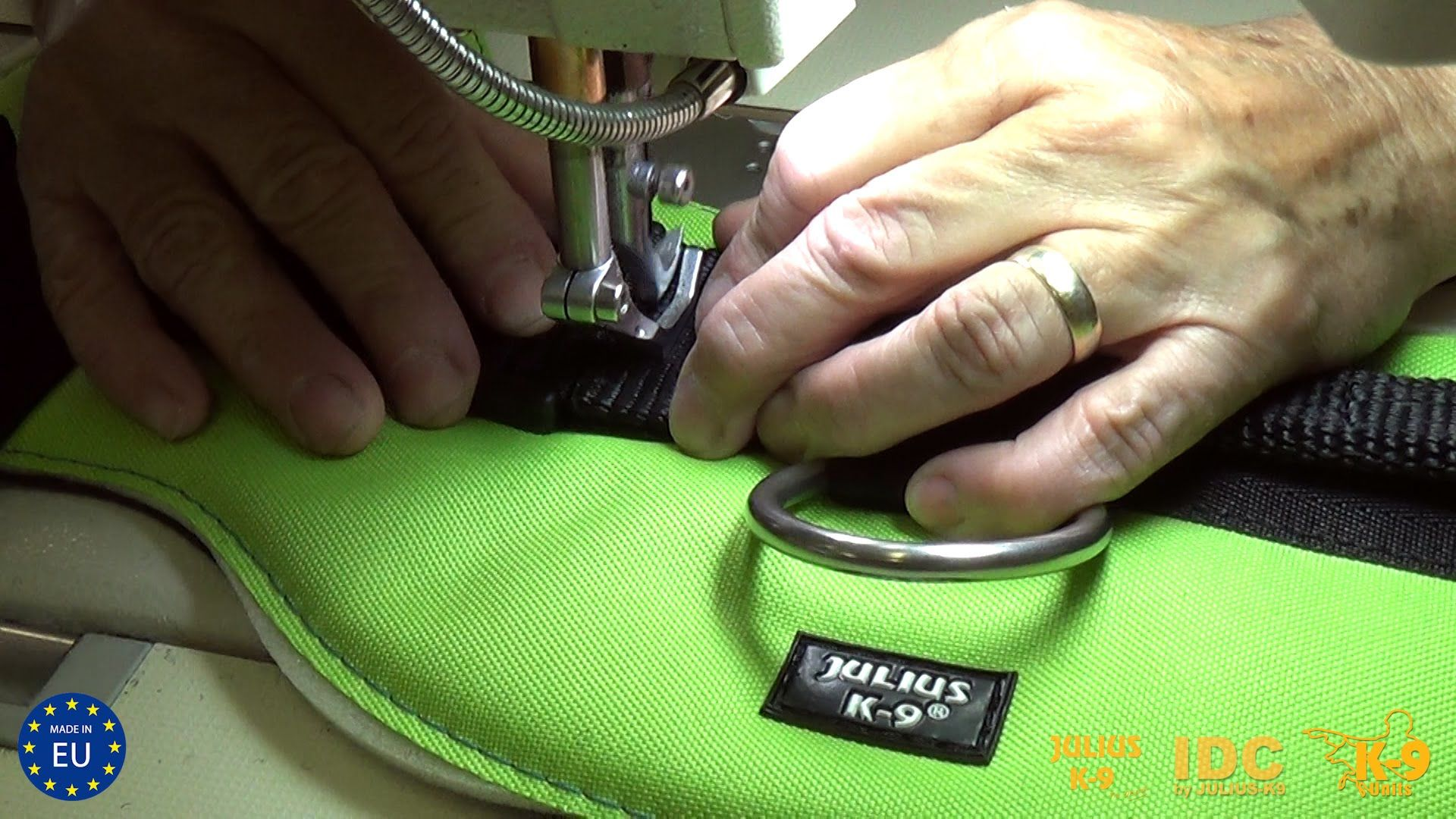 Take A Sneak Peak Into The Manufacturing Of Our Harnesses Julius Wire Harness Tags K9 Pets Watches Dog Youtube