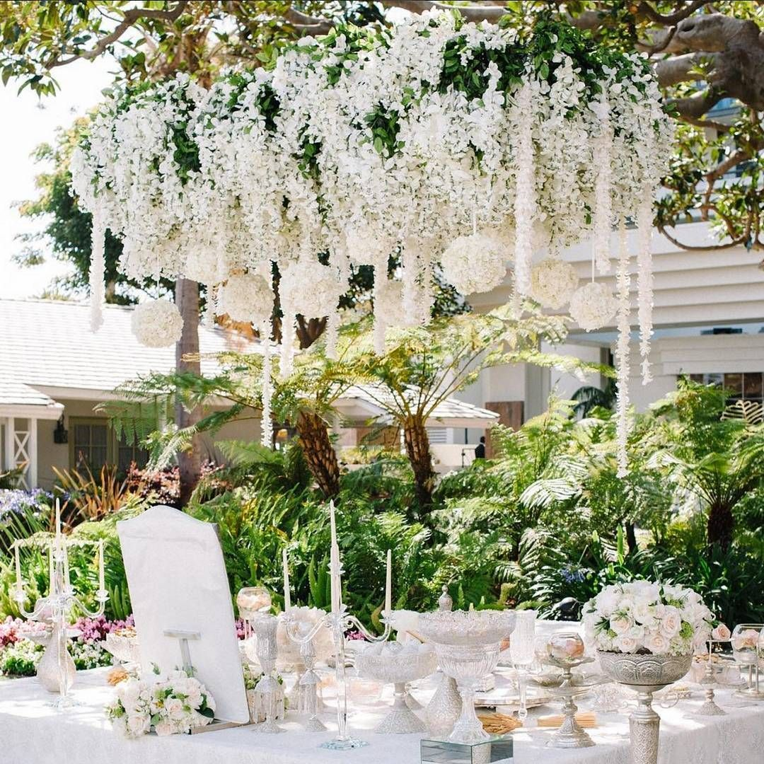 Magical Wedding Backdrop Ideas: Such A #stunning #sofreh Design And Beautiful #florals For