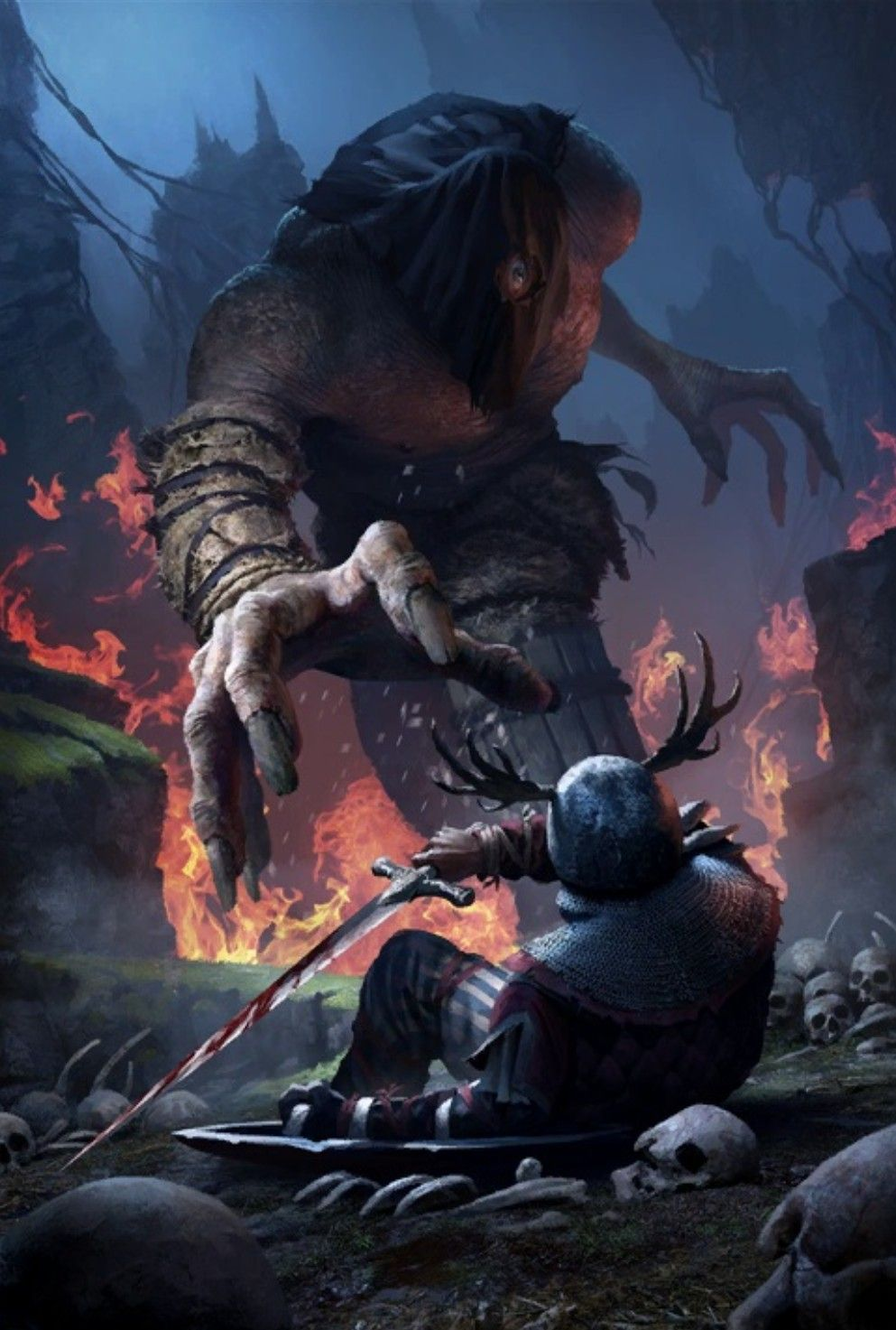 The Witcher Old Speartip Gwent Card Monster The Witcher Witcher Art Card Games