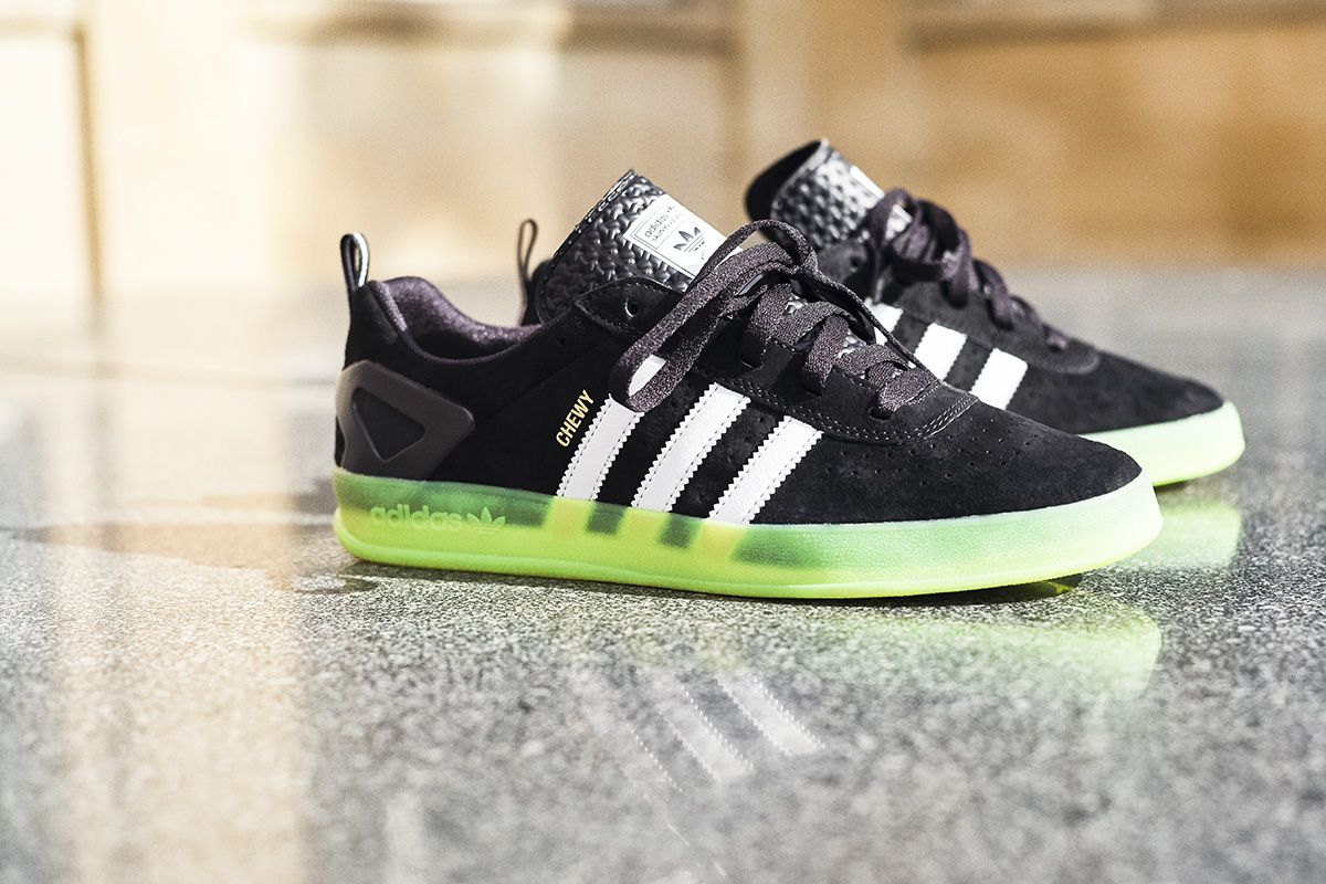adidas Skateboarding Palace Pro Colorways For Chewy Cannon