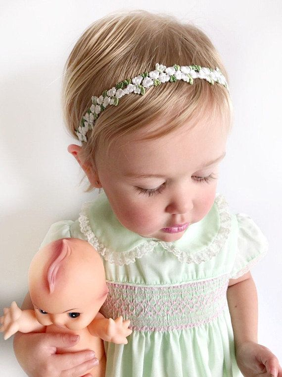 7a5ecfb2c409 Flower Girl Headband