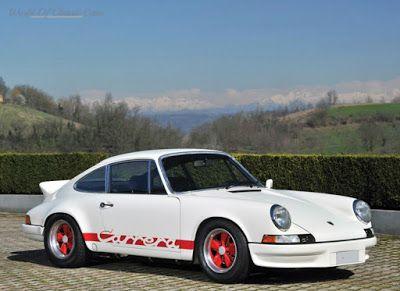 World Of Classic Cars: Porsche 911 Carrera RS 2.7 Sport Lightweight 1973 ...