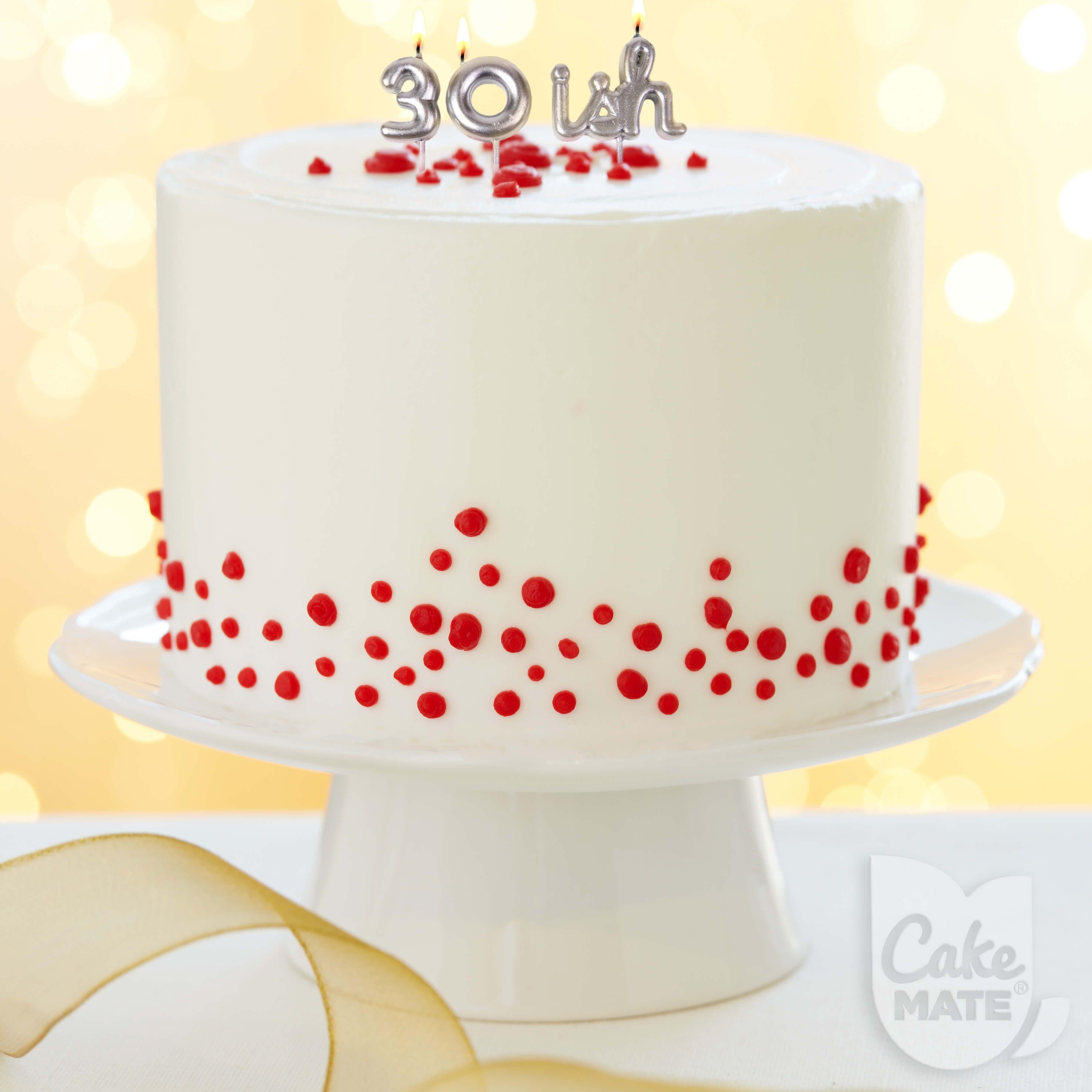Ingredients Mix Cake Birthday