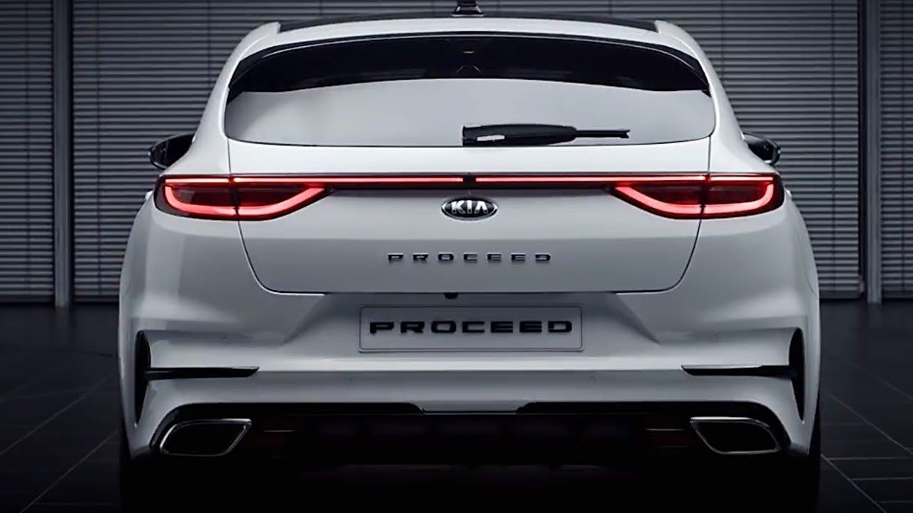 2019 Kia Proceed Shhoting Brake Cars Technology Kia Kiaceed Ceed Proceed 2019kia Kia Interior Exterior Drive Travel Vehicles Kia Ceed Kia New Cars