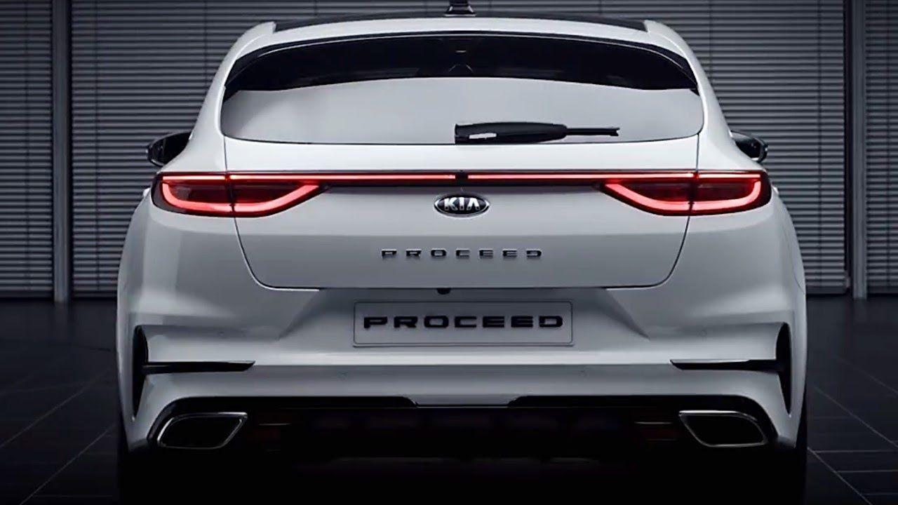 2019 Kia Proceed Shhoting Brake Cars Technology Kia Kiaceed Ceed Proceed 2019kia Kia Interior Exterior Drive Travel Vehicles Kia Ceed Kia New Cars