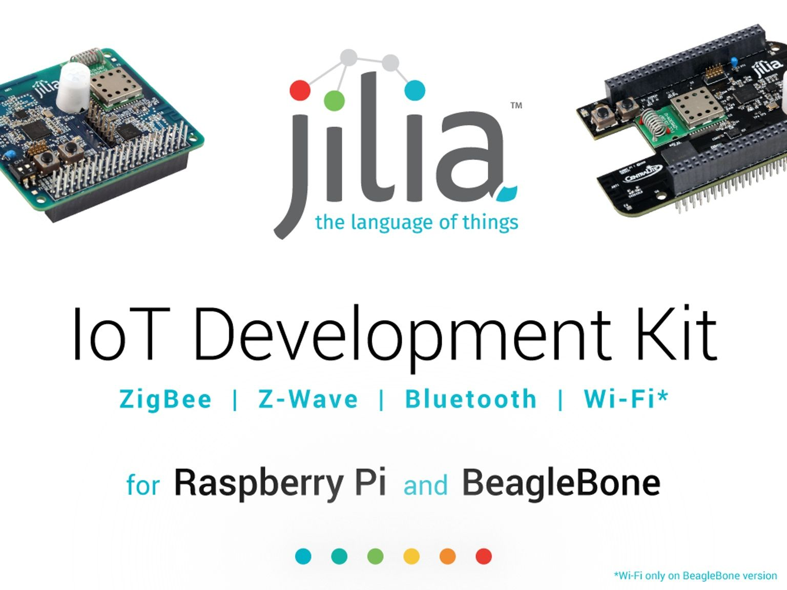 Raspberry Pi- and BeagleBone-compatible add-on boards and