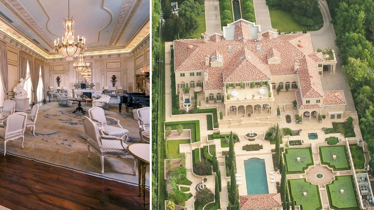 Florida palace most expensive home on the U.S