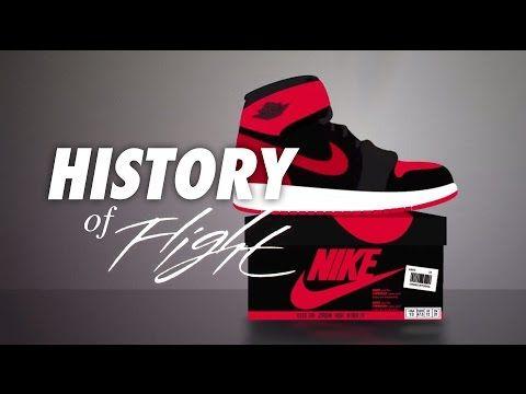 The History of Flight - eine Reise durch die Geschichte des Air Jordan | minimal spieltrieb
