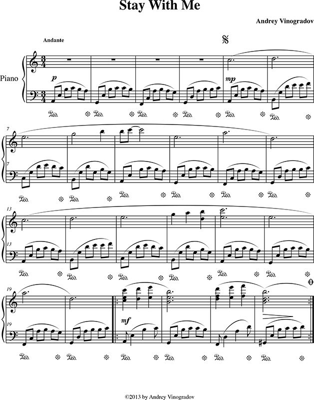 A Dream Is A Wish Your Heart Makes Cello Sheet Music Stay With Me Klasszikus Zene Zene