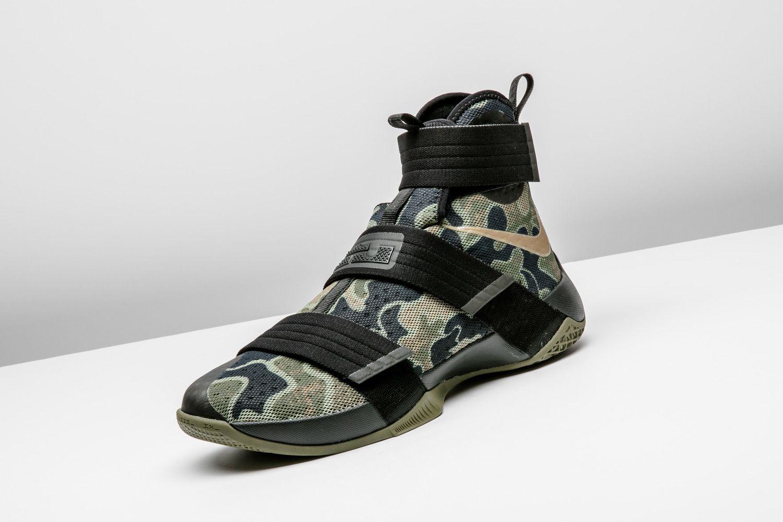 quality design a817d 032a1 Nike Lebron Soldier 10 SFG - Size 11 | LeBron | Nike lebron ...