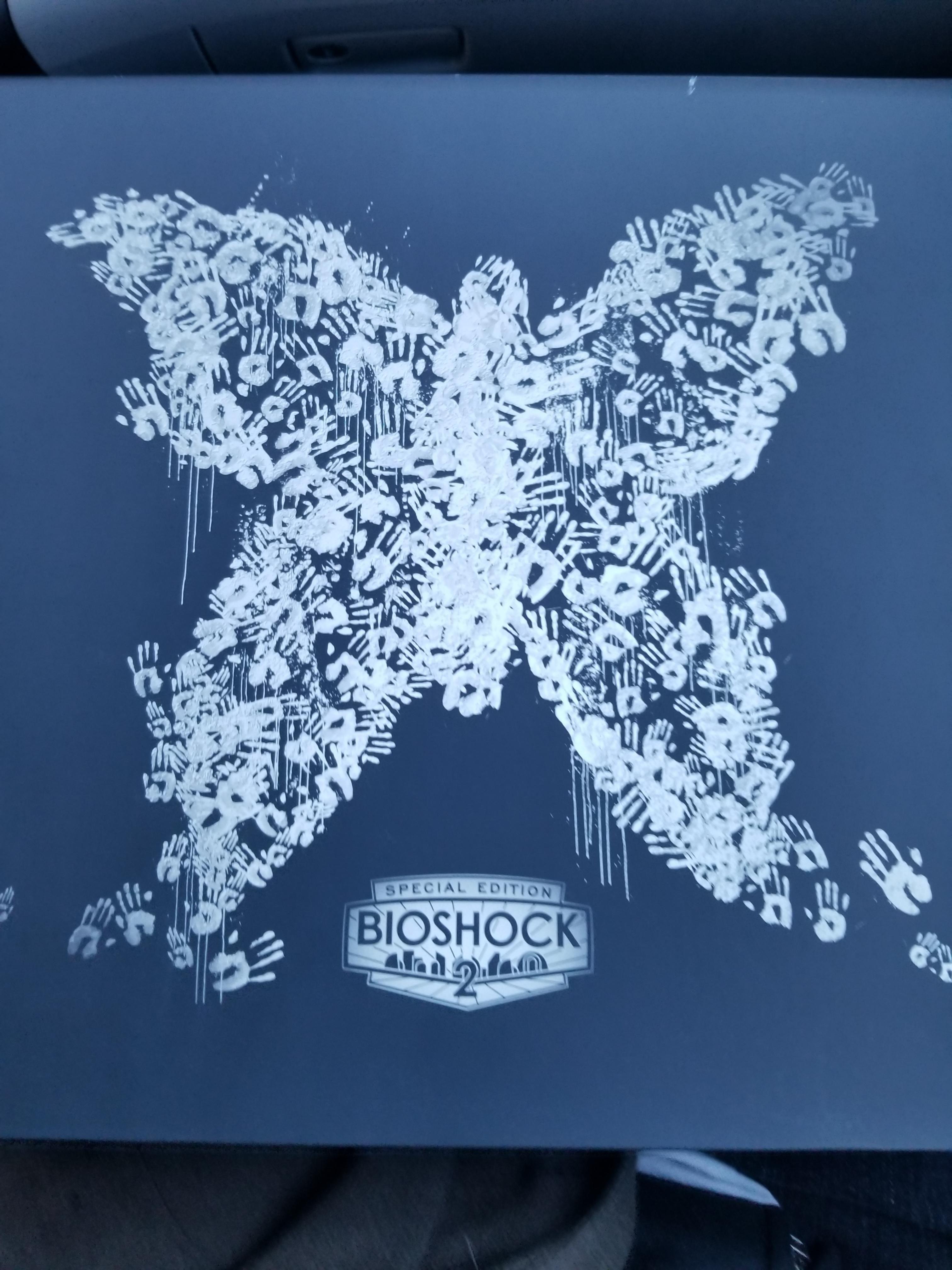 Pin on Bioshock 2