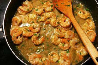 recipe: lemon pepper shrimp fettuccine [2]