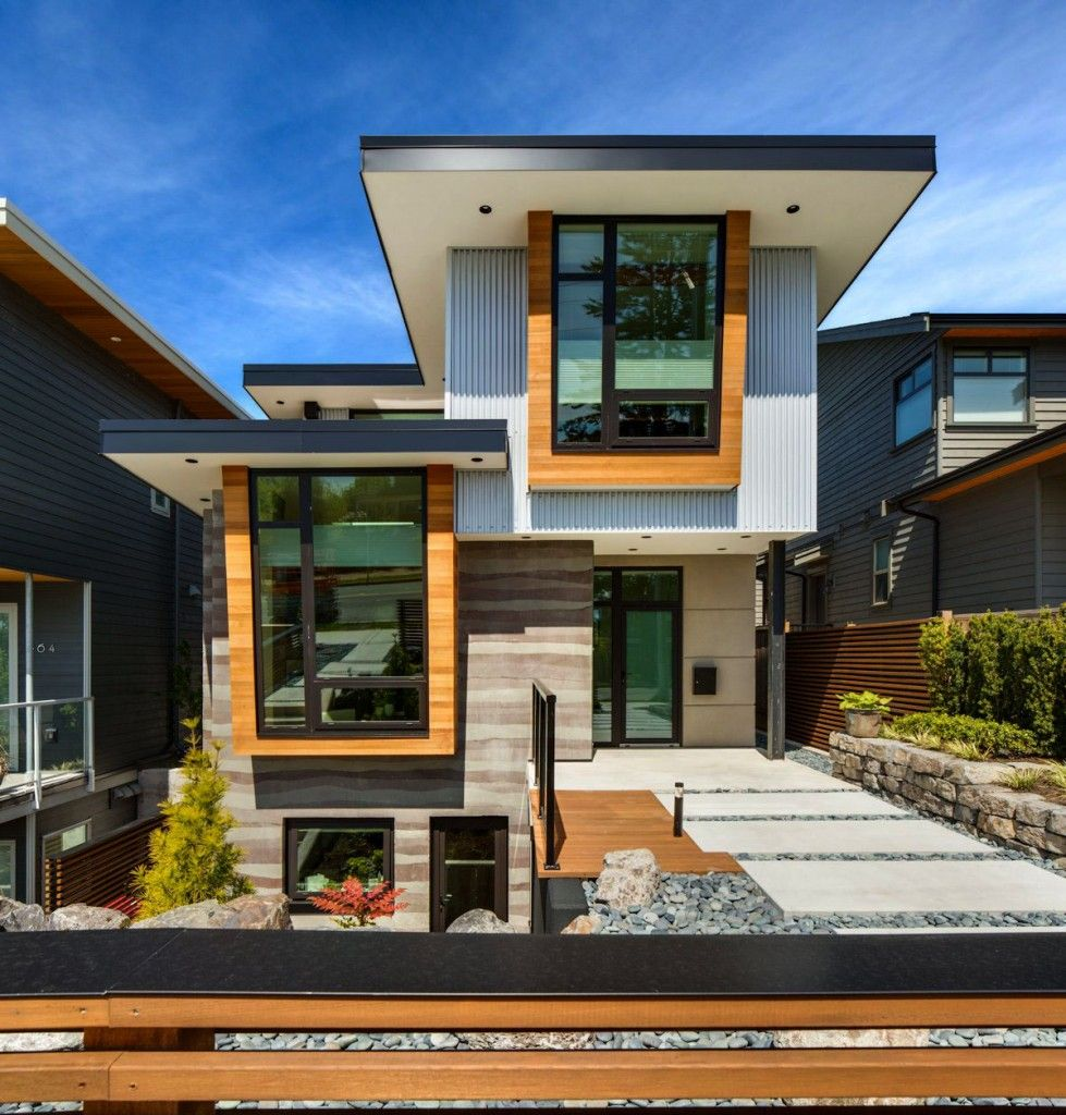 Contemporary 1 Best Green Home Design For A Future Luxurious Residential