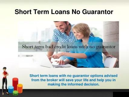 Short Term Loans No Credit Check No Guarantor