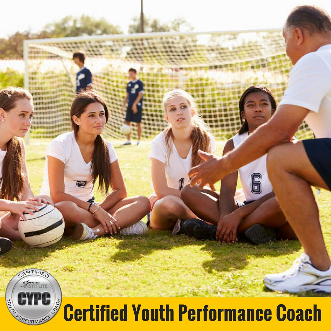 Youth Performance Coach Certification Coaching Youth Sports Youth Coaching High School Soccer