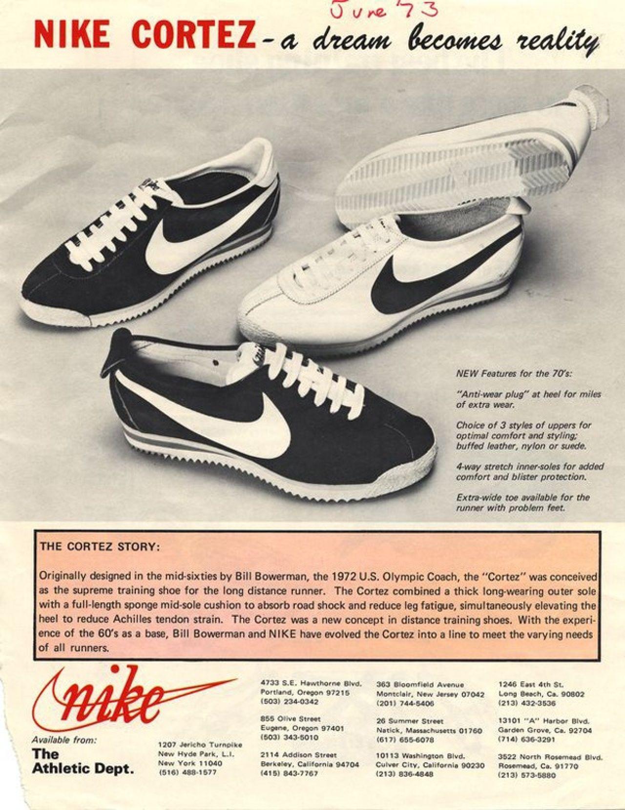 談到Cortez的背景,幾乎等如一次Nike品牌故事的回顧。很多人認為Cortez跟日本國民跑步品牌Onitsuka Tiger的Corsair,無論……