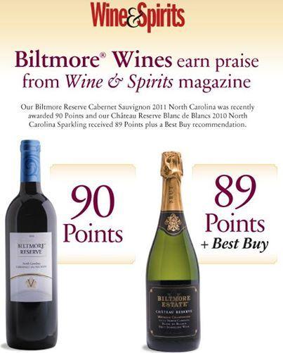 Biltmore Winery Wine And Spirits Wine Inspired Wine