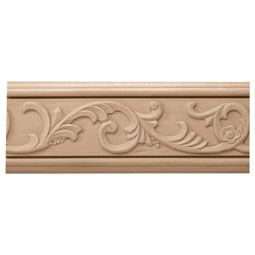 Wood Carved Chair Rail Architecturaldepot Com Wood Carving Carving Wood Carving Patterns