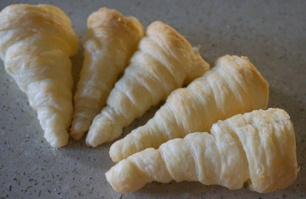 Cream Horns #creamhorns cream horns made with puff pastry #creamhorns Cream Horns #creamhorns cream horns made with puff pastry #creamhorns