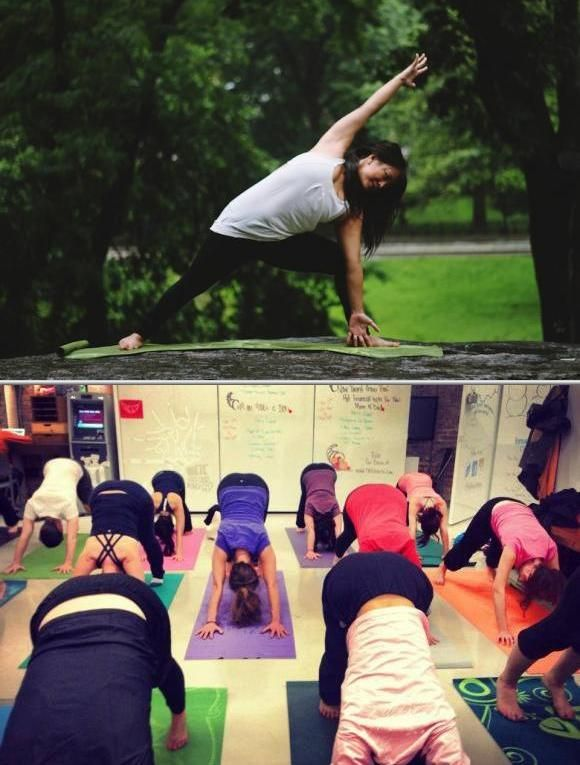 Pin By Thumbtack Chicago On Personal Trainers And Nutritionists Best In Chicago Certified Yoga Instructor Fun Workouts Yoga Teachers