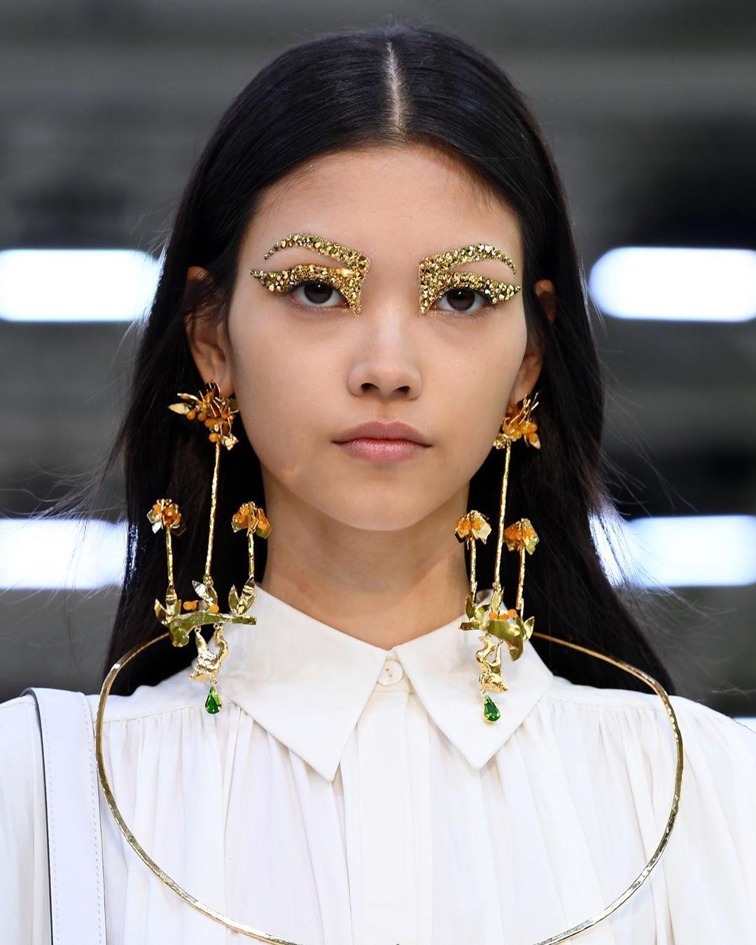 Fashion Week Makeup Notes - BSB: Beauty news, makeup