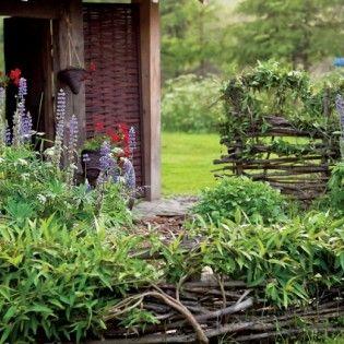 Dom w Bieszczadach : Weranda Country