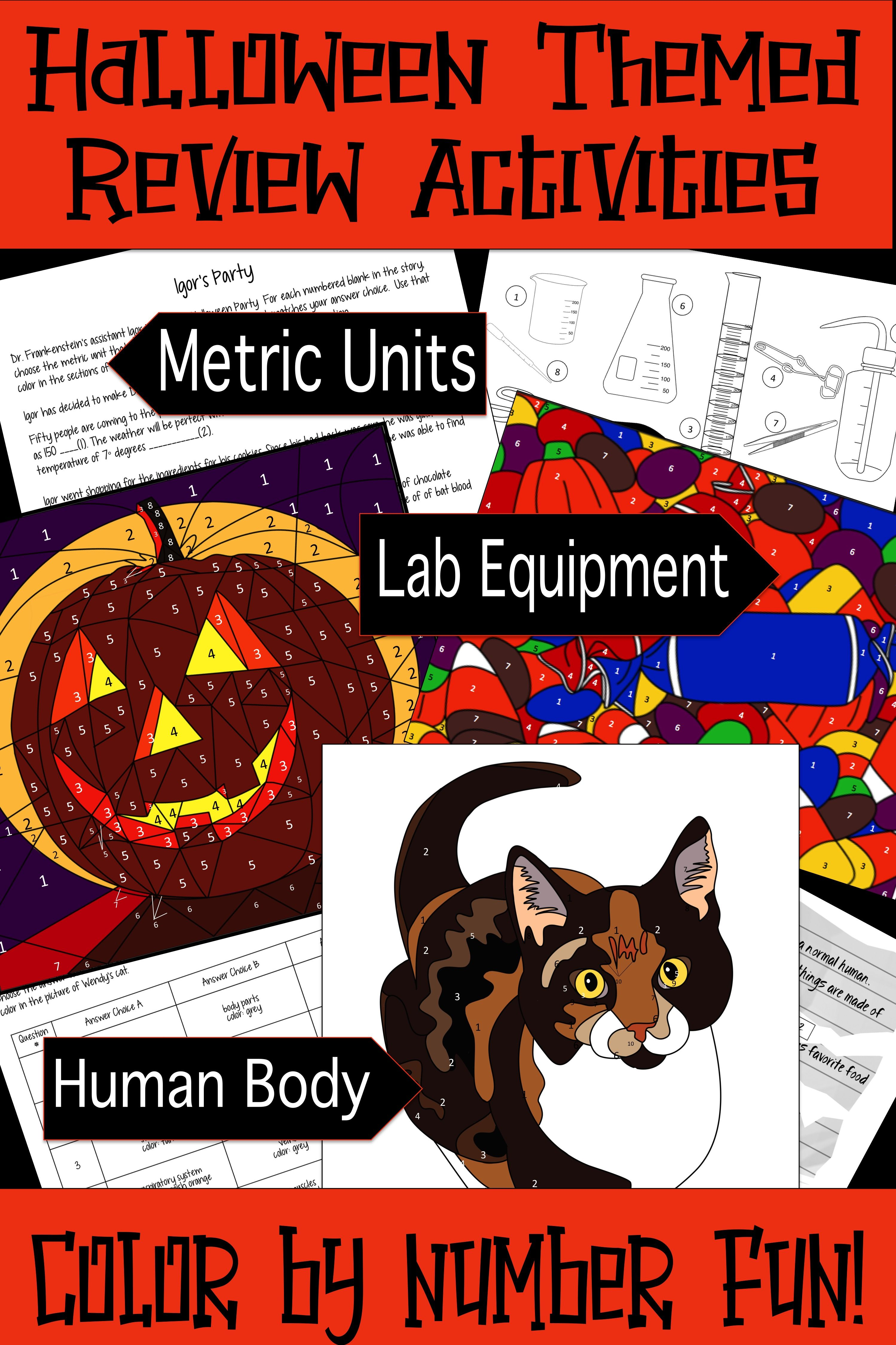 Fun Review Of Metrics Lab Equip And Human Body