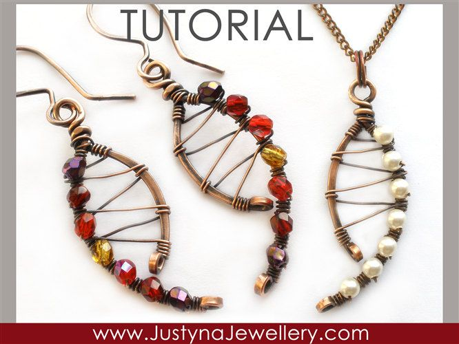 copper wire jewelry tutorials - Google Search | Tutorials ...