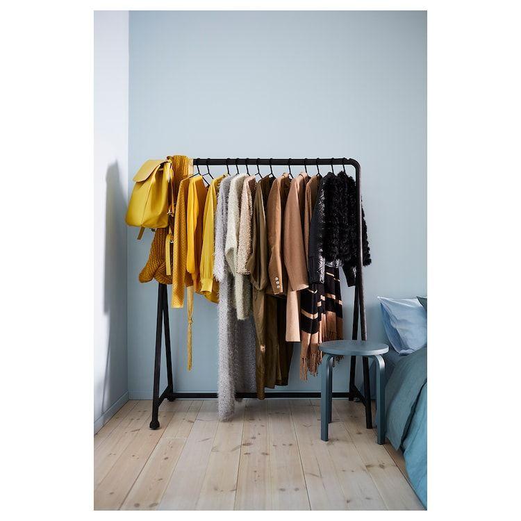 Turbo Kleiderstander Innen Aussen Schwarz Ikea Deutschland Clothing Rack Clothing Rack Bedroom Clothes Rack Design