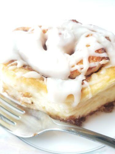 The Ultimate Gluten Free Cinnamon Rolls #glutenfreebreakfasts