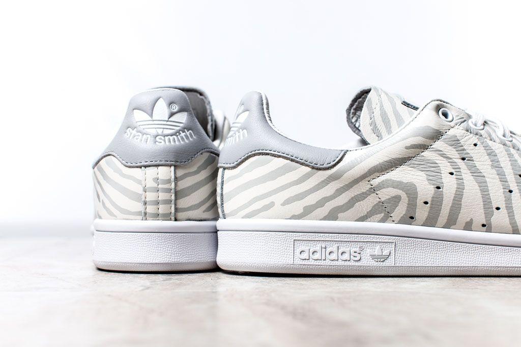 adidas stan smith zebre
