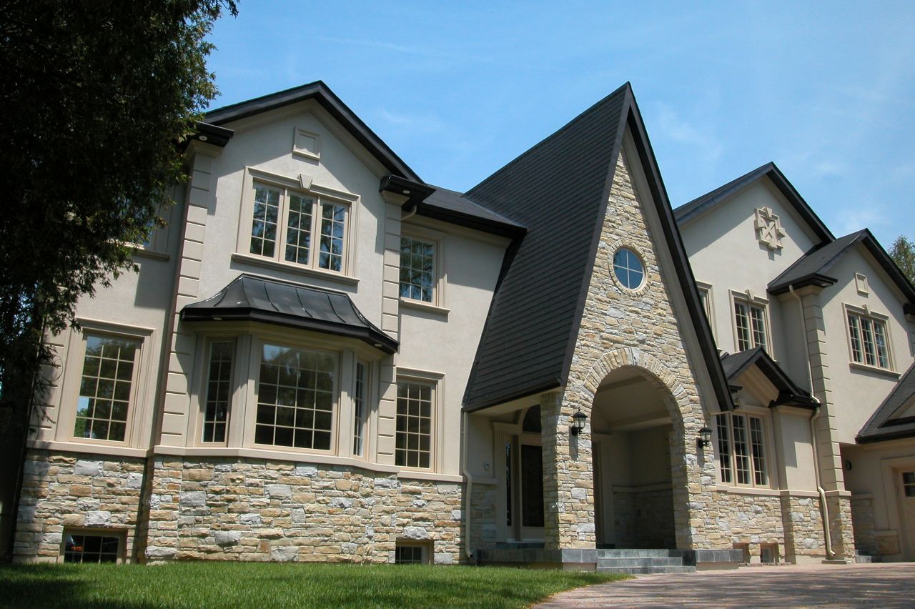 Exterior paint combinations for stucco homes exterior for Exterior finishes for homes