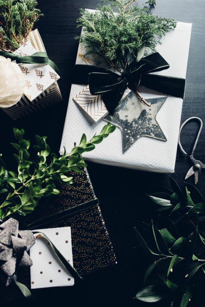 ideen f r diy deko f r geschenkverpackungen mit einer anleitung pinterest gr ne dekoration. Black Bedroom Furniture Sets. Home Design Ideas