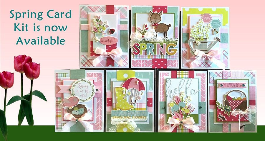 3d Greeting Cards Kim S Card Kits Unique Handmade Card Kits