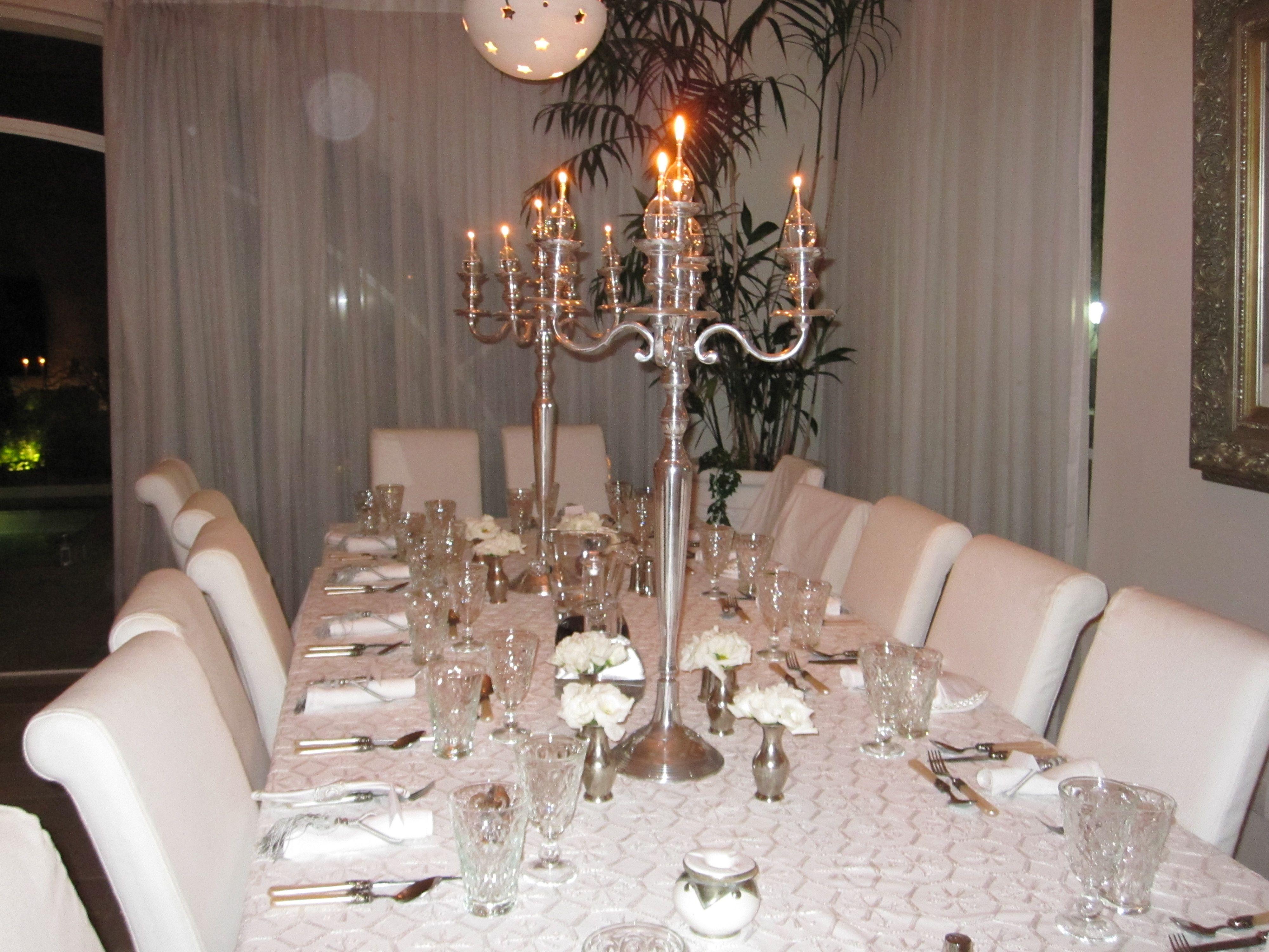 Shabbat Dinner table | The Creative Table | Pinterest | Shabbat ...