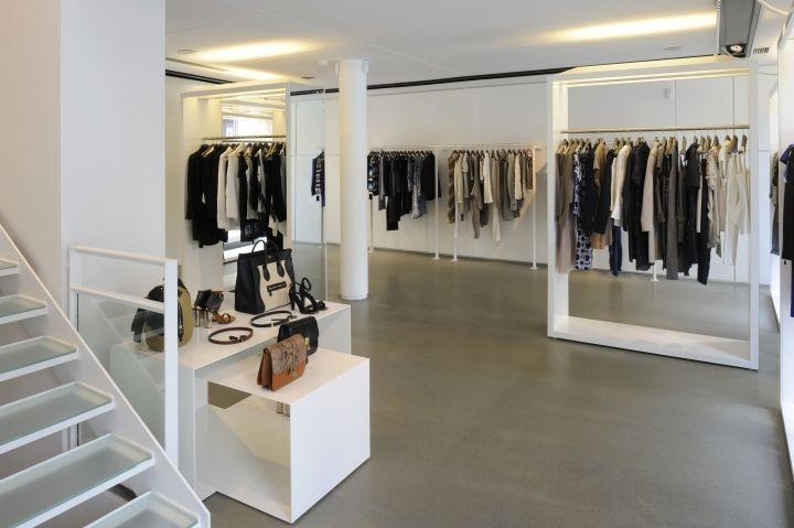Joseph store at St Germain by Raëd Abillama Architects, Paris   France fashion